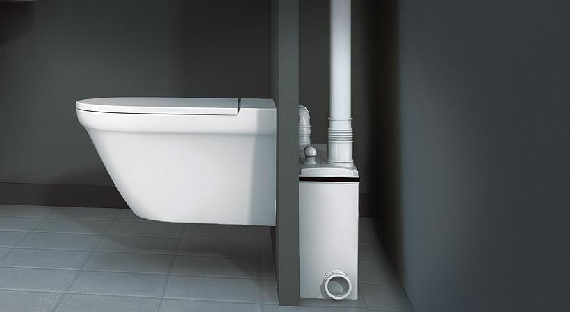 TRITURATORE PER WC SOSPESO SFA WATERMATIC W16P WC+LAVABO+DOCCIA+BIDET  eBay